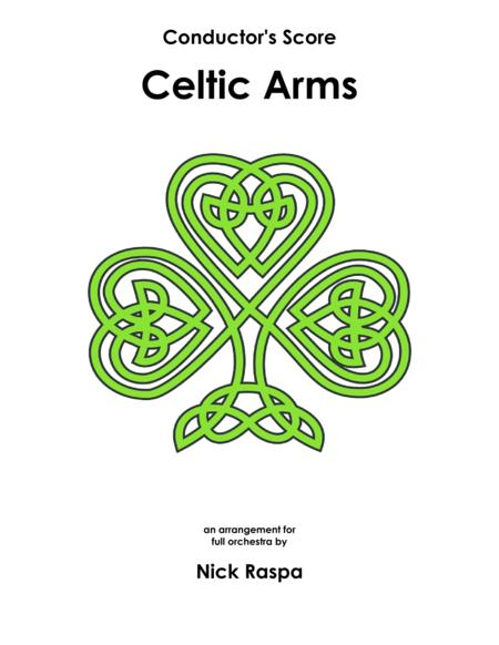 Celtic Arms (full orchestra set)