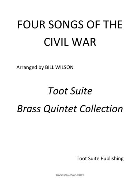 Four Songs of the Civil War