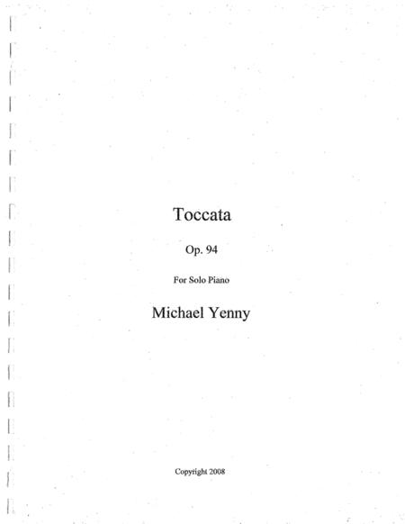 Toccata, op. 94