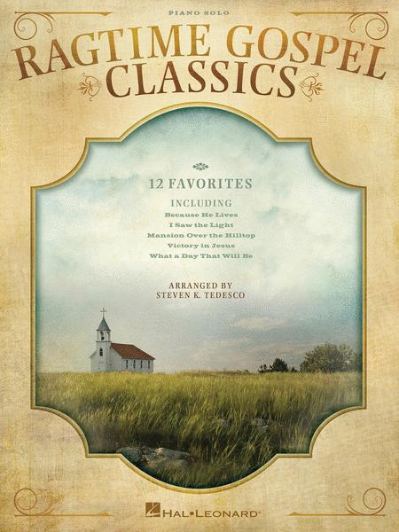 Ragtime Gospel Classics