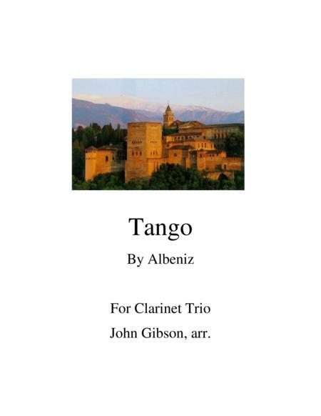 Tango for Clarinet Trio
