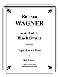 Arrival of the Black Swans for Euphonium & Piano