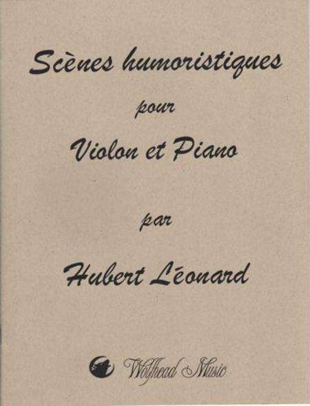 Scenes humoristiques, op. 61