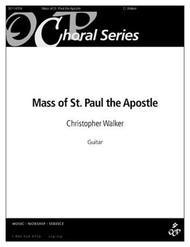 Mass of St. Paul the Apostle Guitar Acc