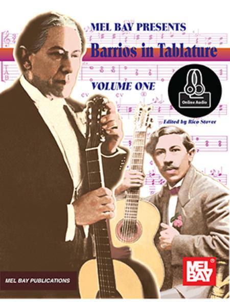 Barrios in Tablature, Volume 1