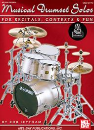 Musical Drumset Solos for Recitals, Contests and Fun