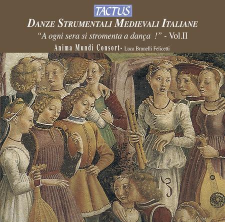 Danze Strumentali Medievali It