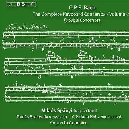 Volume 20: Keyboard Concertos