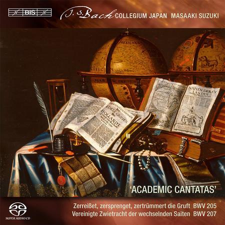 Volume 4: Academic Cantatas
