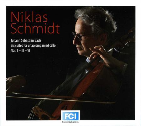 Six Suites for Unaccompanied Cello