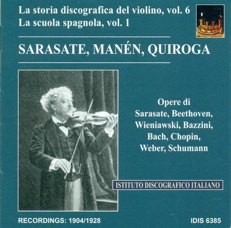 Violin Music - P. De Sarasate