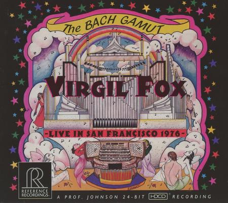 The Bach Gamut