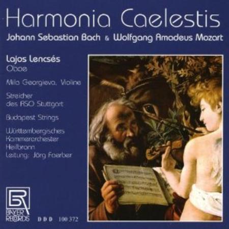 Harmonia Celestis - Works for Ob