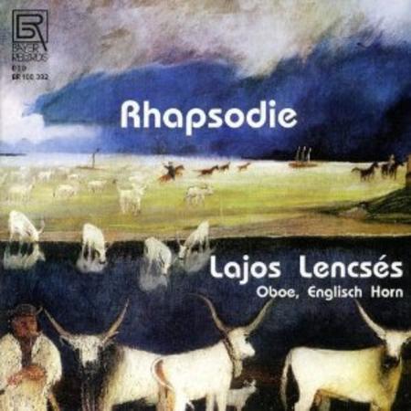 Rhapsodie - Werke Fur Oboe & E