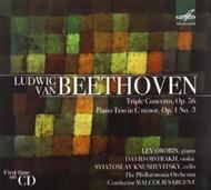 Triple Concerto Op. 56 Piano