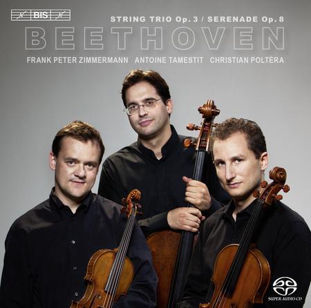 String Trios Op. 3 & Op. 8