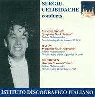 Mendelssohn Felix: Symphony N