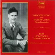 Twentieth Century Piano Concer