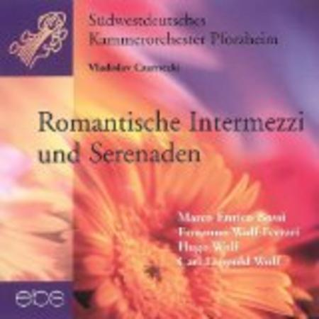 Intermezzi and Serenades