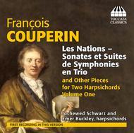 Volume 2: Two Harpsichords