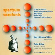 Spectrum Saxofonis