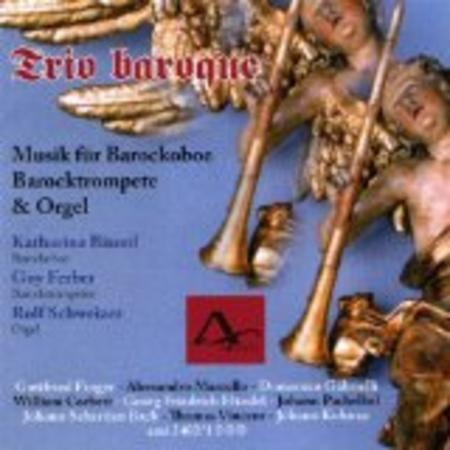 Trio Baroque-Music for Baroque
