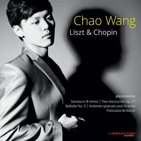 Chao Wang: Piano Works By Lisz