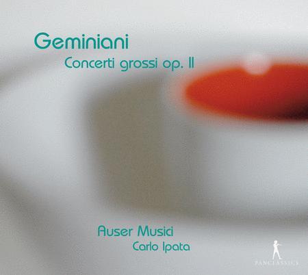 Concerti Grossi Op. 2