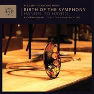 Birth of the Symphony: Handel