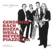 Gershwin; Bach; Bozza; Weill
