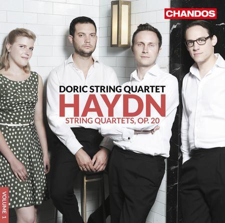 Volume 1: String Quartets