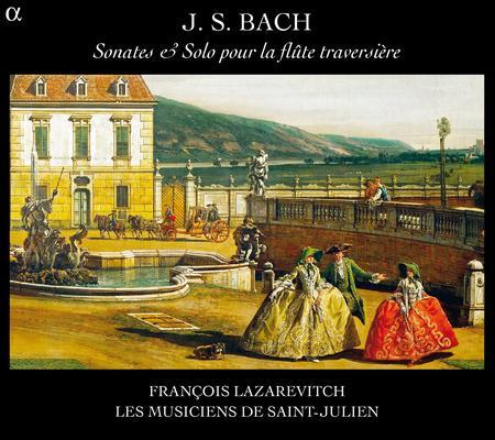 Sonates Flute Traversiere