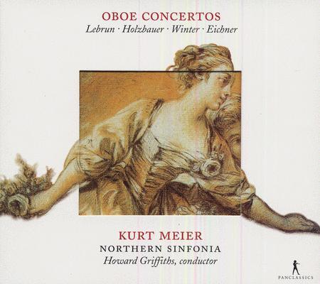 Oboenkonzerte Der Mannheimer S