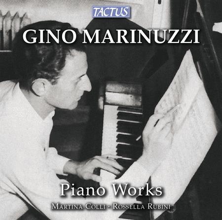 Marinuzzi: Piano Works