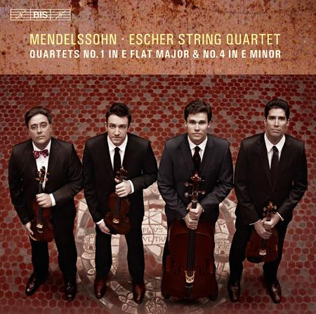 Mendelssohn: String Quartets Nos. 1 & 4