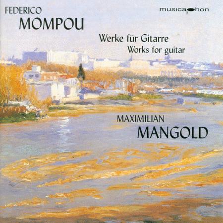 F. Mompou: Cancons I Danses