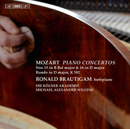 Piano Concertos Nos. 15 & 16