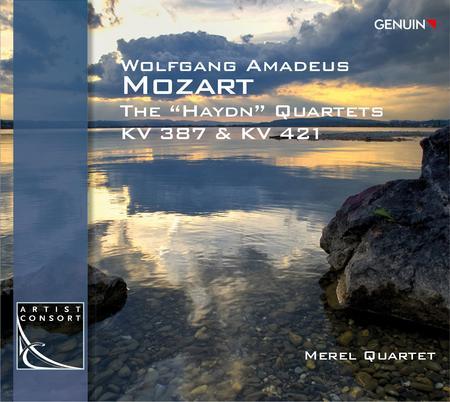 Mozart - the Haydn Quartets