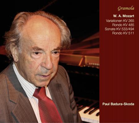 Variations; Rondo; Sonata