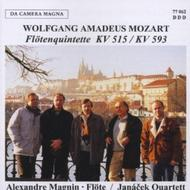 Flute Quintets Kv 515 / Kv 593