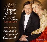 Volume 4: Organ Music for 2
