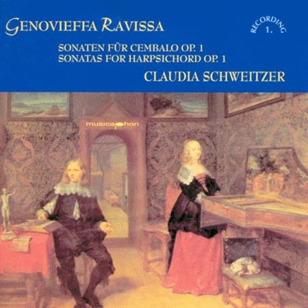 G. Ravissa: 5 Sonates Pour Le