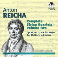 Volume 2: Complete String Quartets