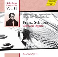 Volume 11: Piano Works