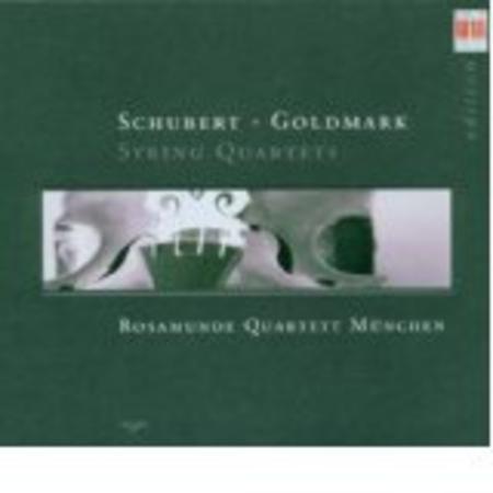 Schubert / Goldmark / Streichquartet