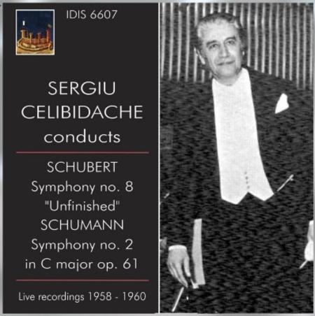 Sergiu Celibidache Conducts