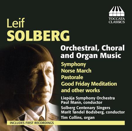 Orchestral Choral & Organ Music
