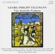 4 German Psalms