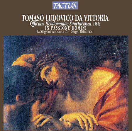 Victoria: in Passione Domini