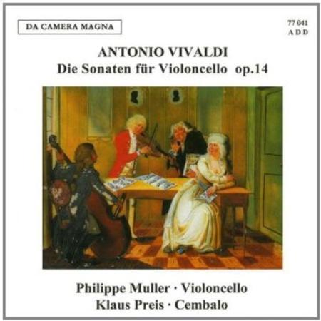 The Sonatas for Violoncello &
